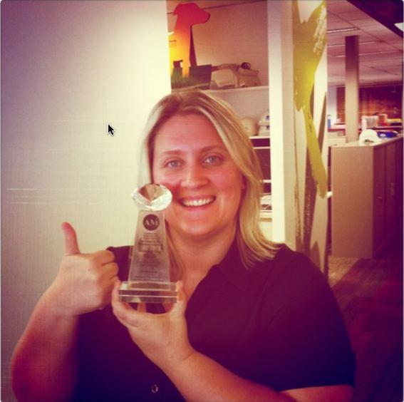 Tracy AMI Award